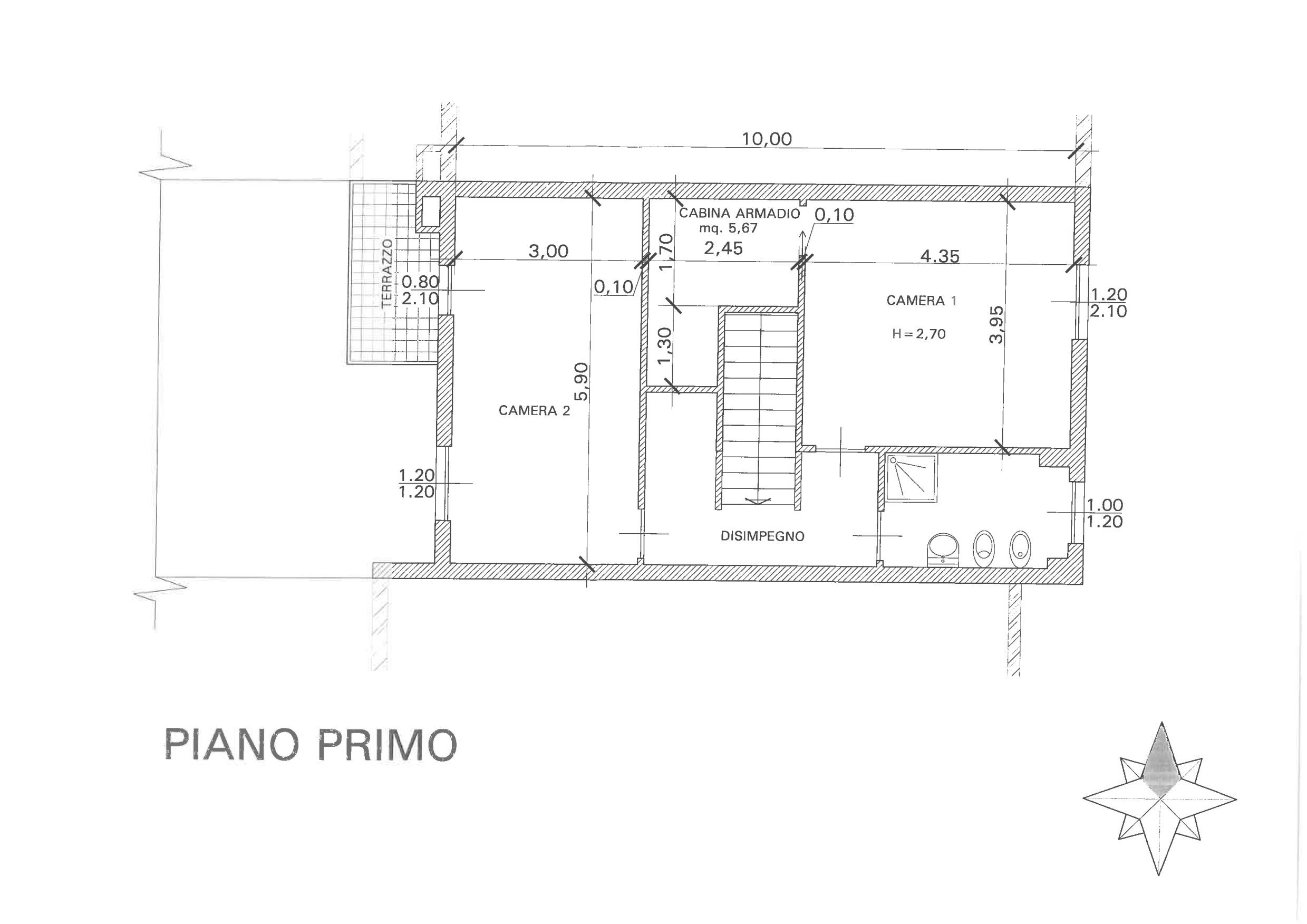 Muggiò MB, via Giovanni XXIII 8, 2 Stanze da Letto Stanze da Letto, ,2 BathroomsBathrooms,Villa,Vendita,MB,1140