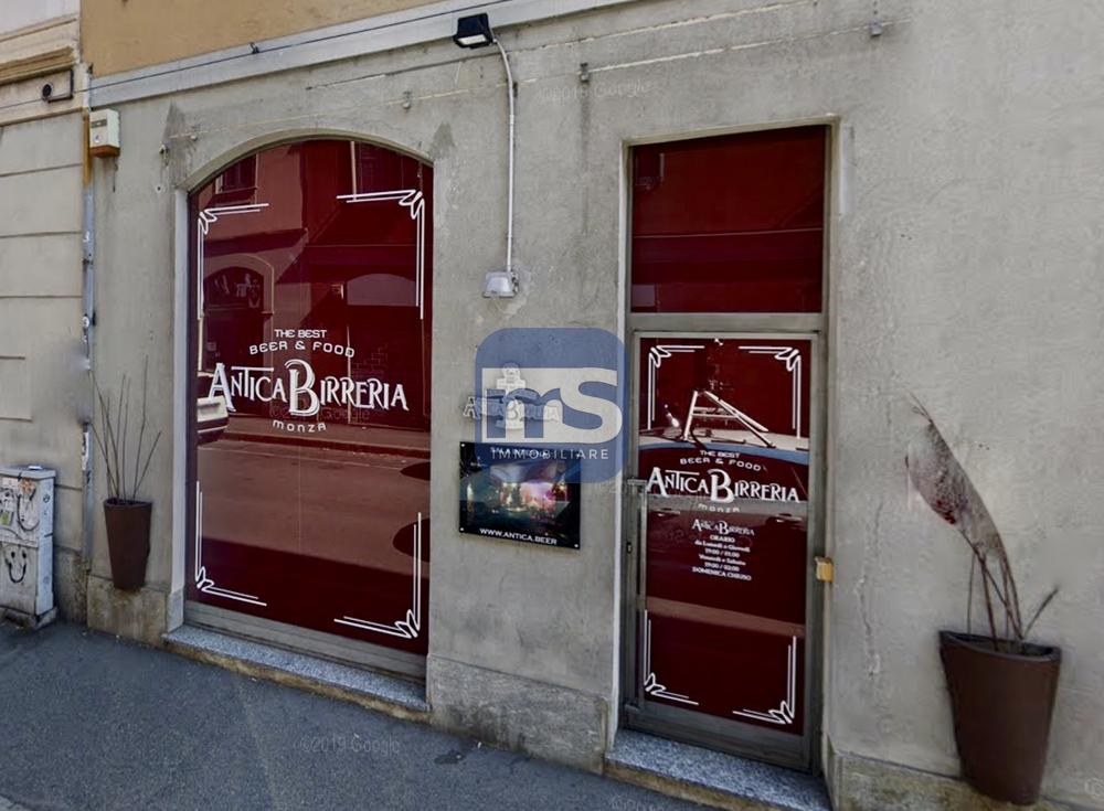 Monza MB, Via Dante 6, ,Negozio,Affitto,MB,1165