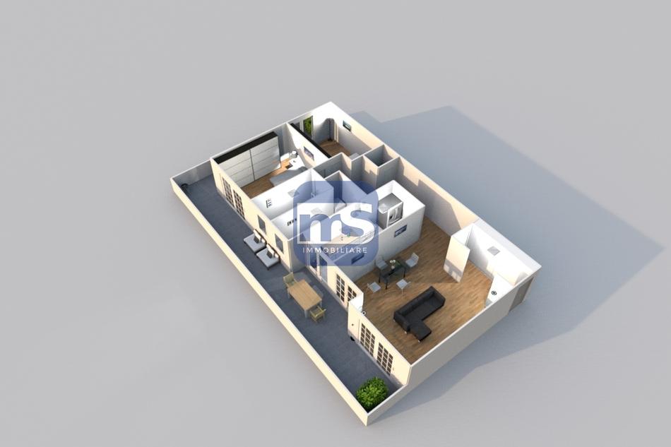 Monza MB, Via Mozart 29, 2 Stanze da Letto Stanze da Letto, ,2 BathroomsBathrooms,Appartamento,Vendita,MB,1172